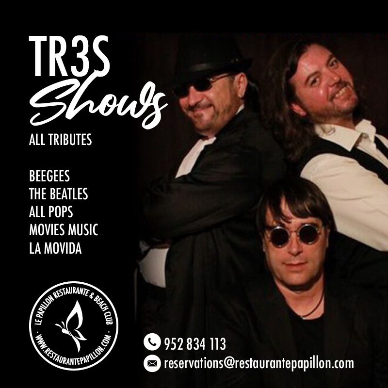 TR3S - BEEGEES